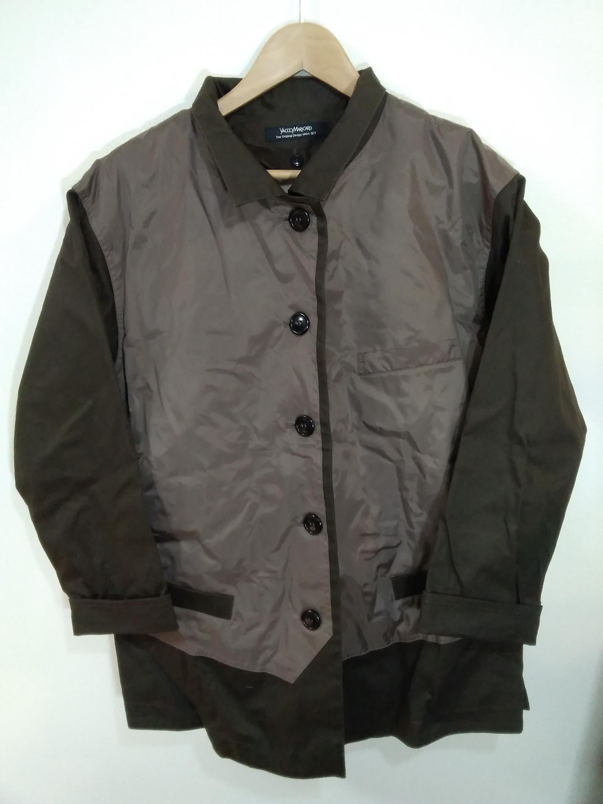 切り替えジャケット|YACCOMARICARD