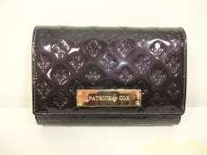 二つ折り財布 PATRICKCOX