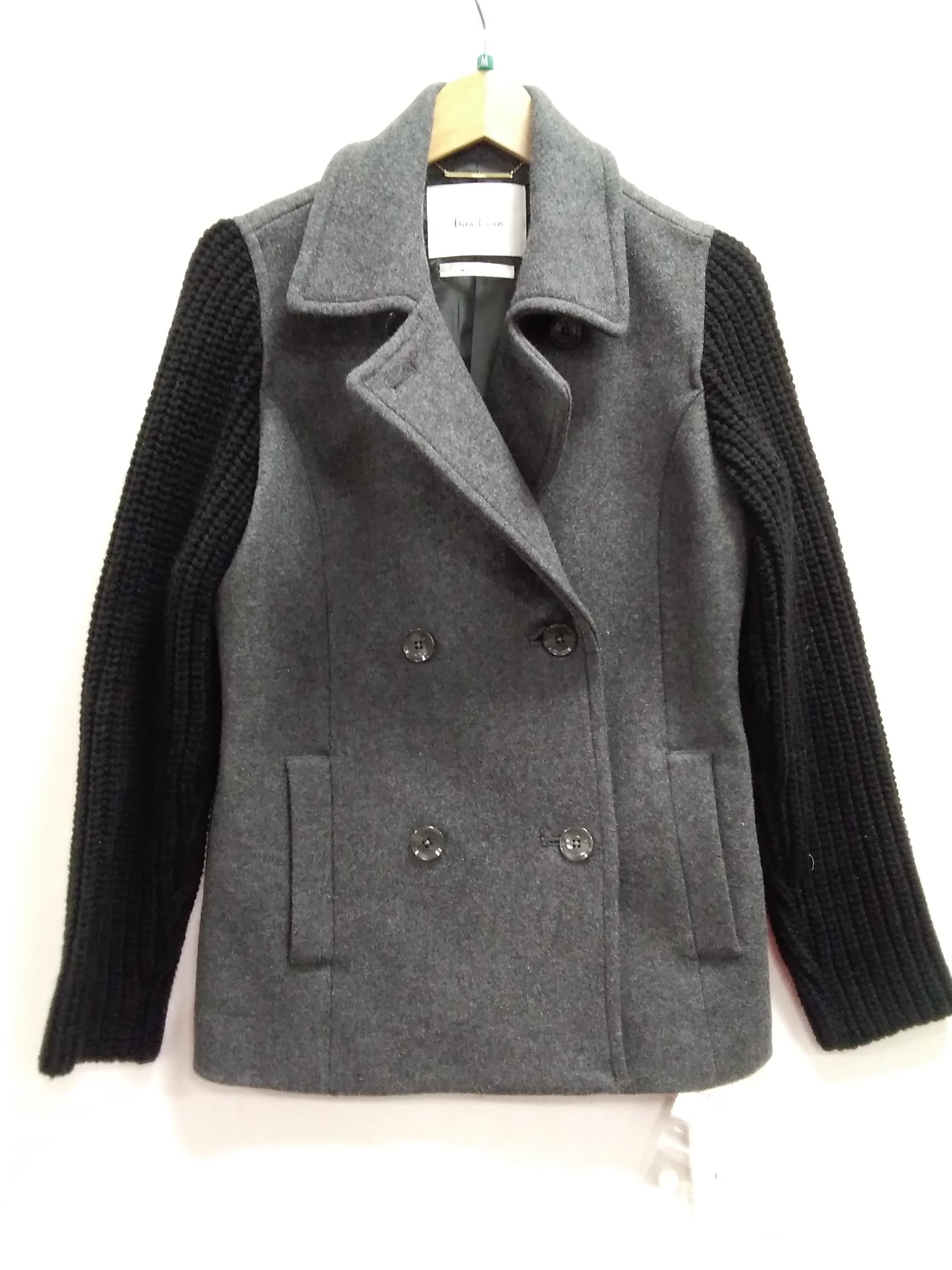 異素材切り替えジャケット|MIRA OWEN