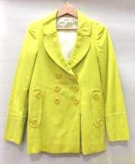ボタン多様デザインジャケット|kenzo