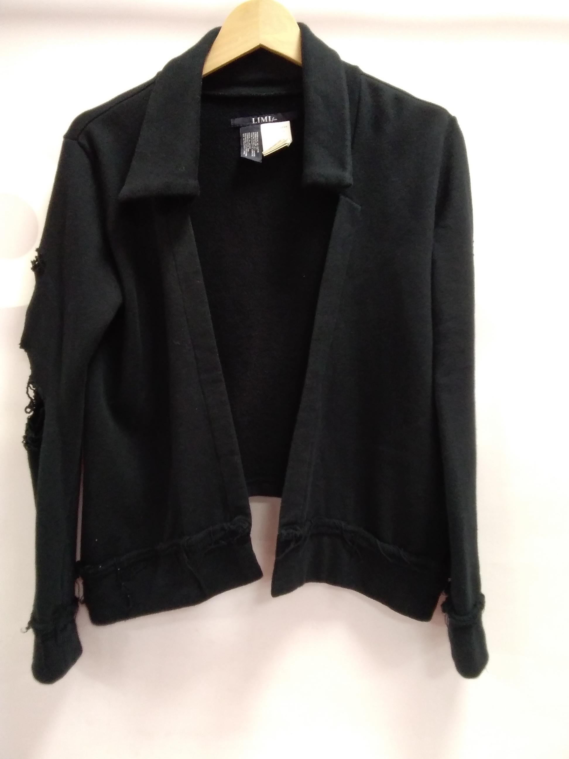 ダメージスウェットジャケット|LIMI FEU