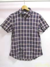チェックショートスリーブシャツ|VIVIENNE WESTWOOD MAN