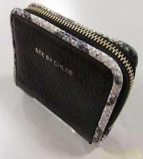 二つ折り財布|SEE BY CHLOE