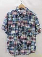 パッチワークシャツ|STUSSY