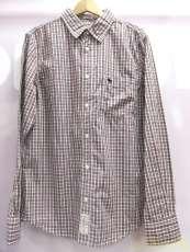 ロングスリーブチェックシャツ|ABERCROMBIE&FITCH