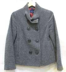 スタンドカラーウールジャケット|UNITED ARROWS