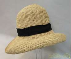 ラフィアリボン付き帽子|CA4LA