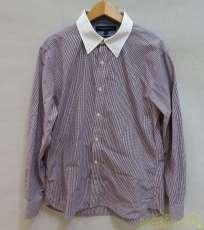 チェックシャツ TOMMY HILFIGER