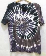タイダイ柄Tシャツ|THRASHER