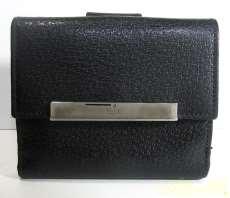 コンパクトレザー財布|GUCCI