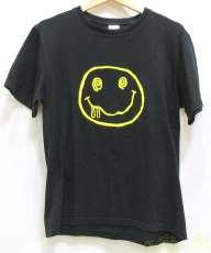 スマイルプリントTシャツ|NUMBER(N)INE