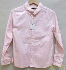ボタンダウンコットンロングスリーブシャツ|GIACOMETTI