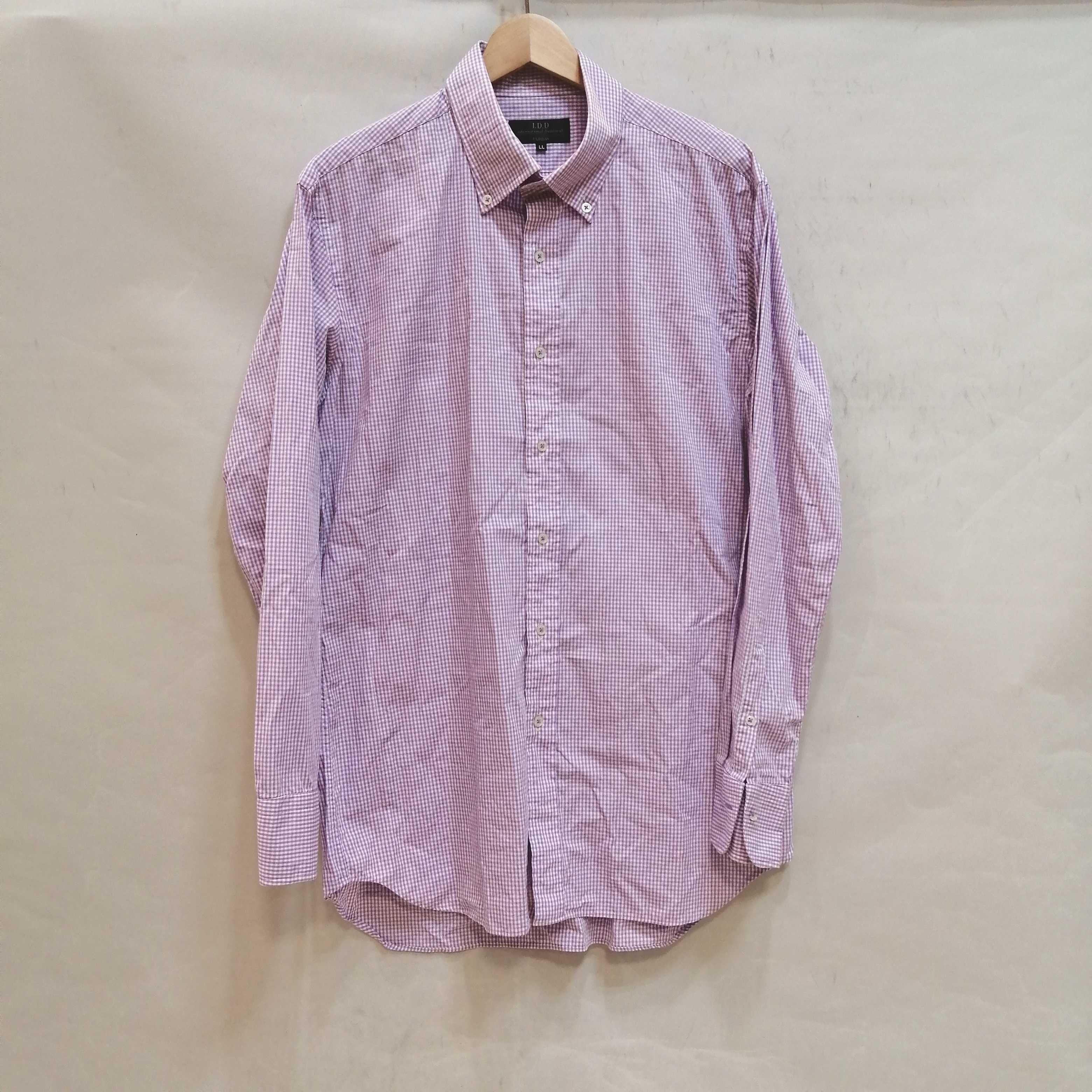 ギンガムチェックシャツ|D'URBAN