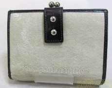 がま口レザー財布|jean paul gaultier