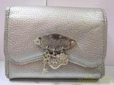 チャーム付折り財布|CLATHAS