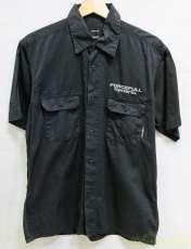 バックプリントショートスリーブワークシャツ|HYSTERIC GLAMOUR