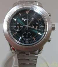 クォーツ腕時計 AGNES B.