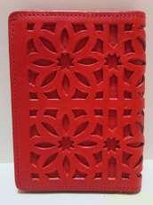 花柄くり抜きカードケース|genten