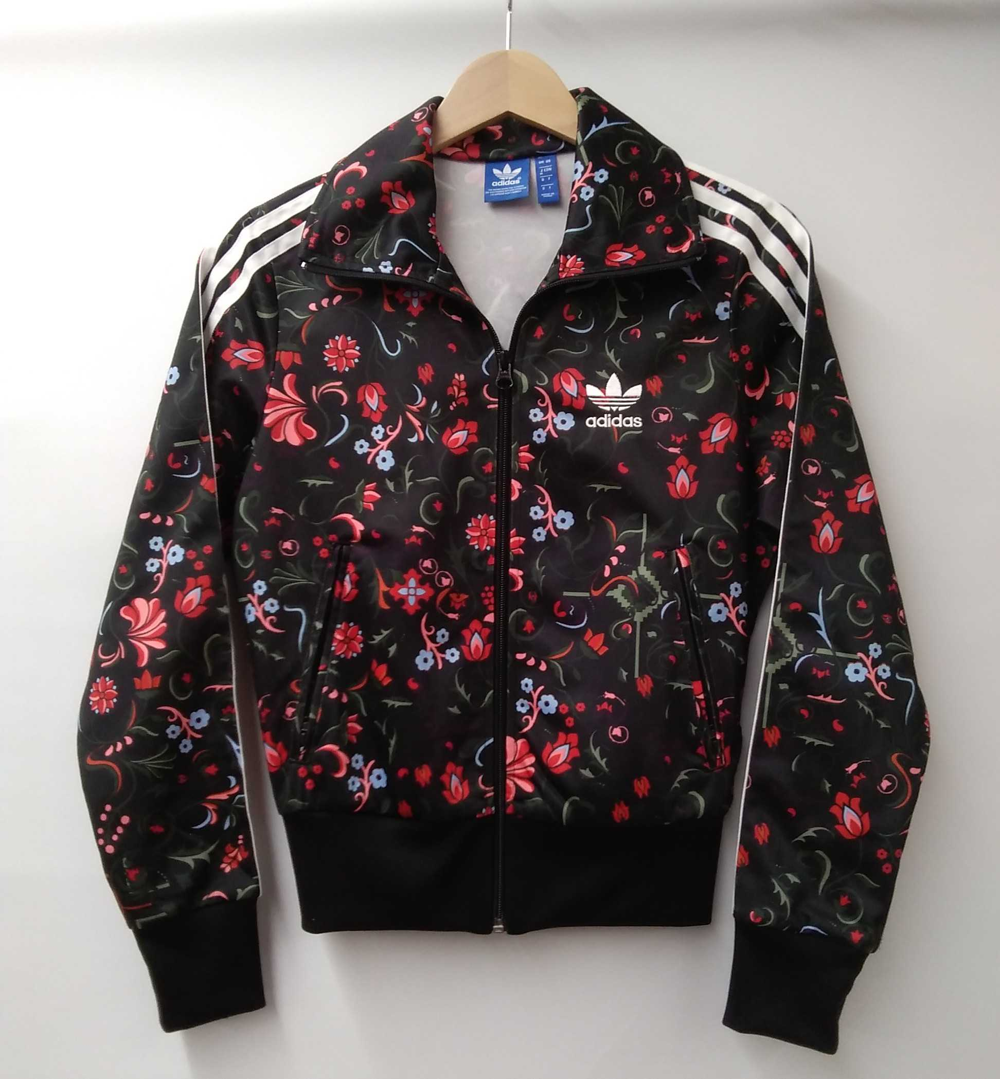 花柄トラックジャケット|ADIDAS