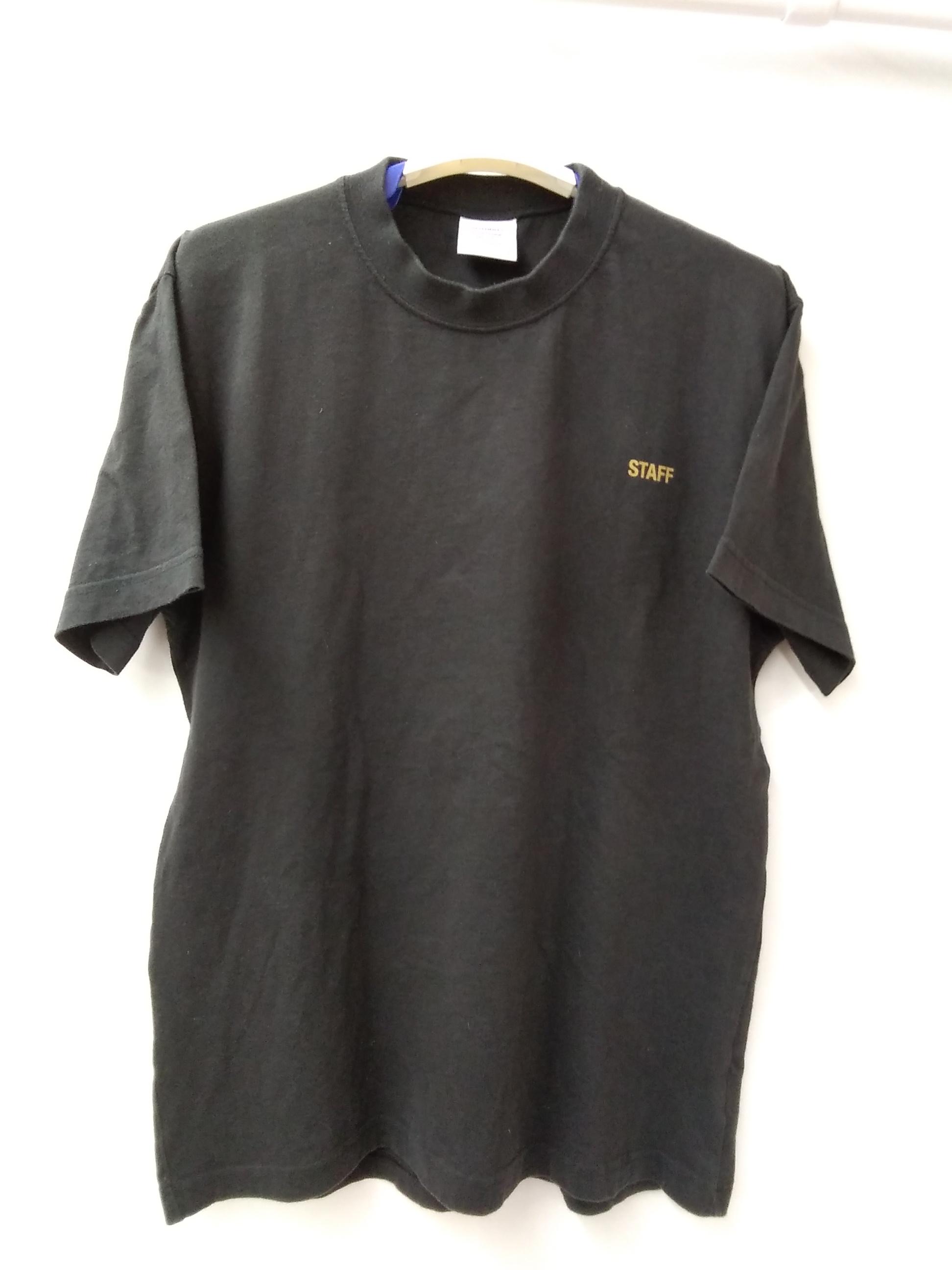 コットンTシャツ|VETEMENTS