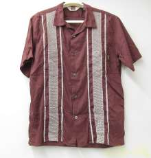 キューバシャツ BEN DAVIS