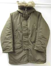 N-3B|PARKA EXTREME COLD WEATHER
