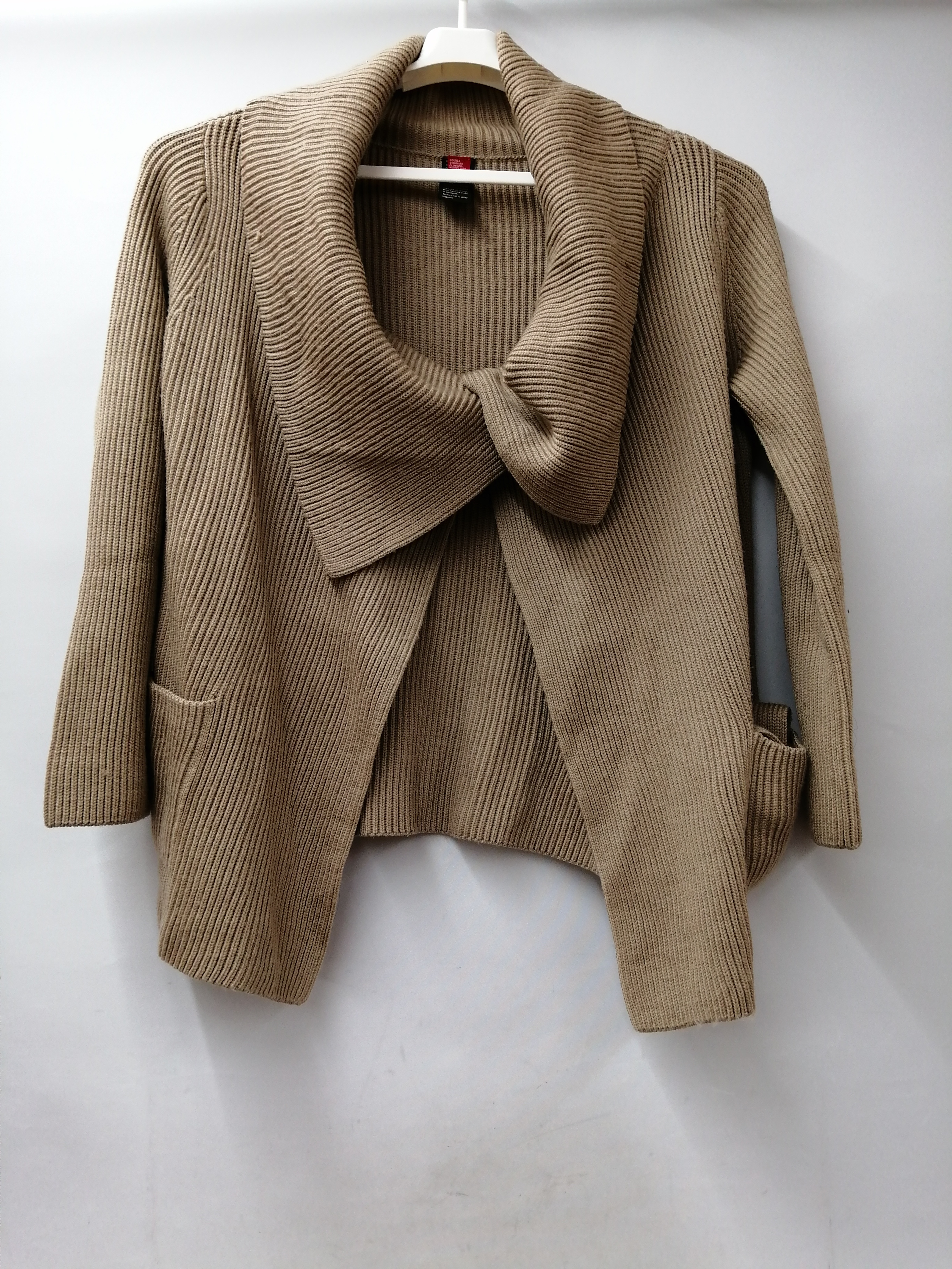 オーバーサイズニットジャケット|DOUBLE STANDARD CLOTHING