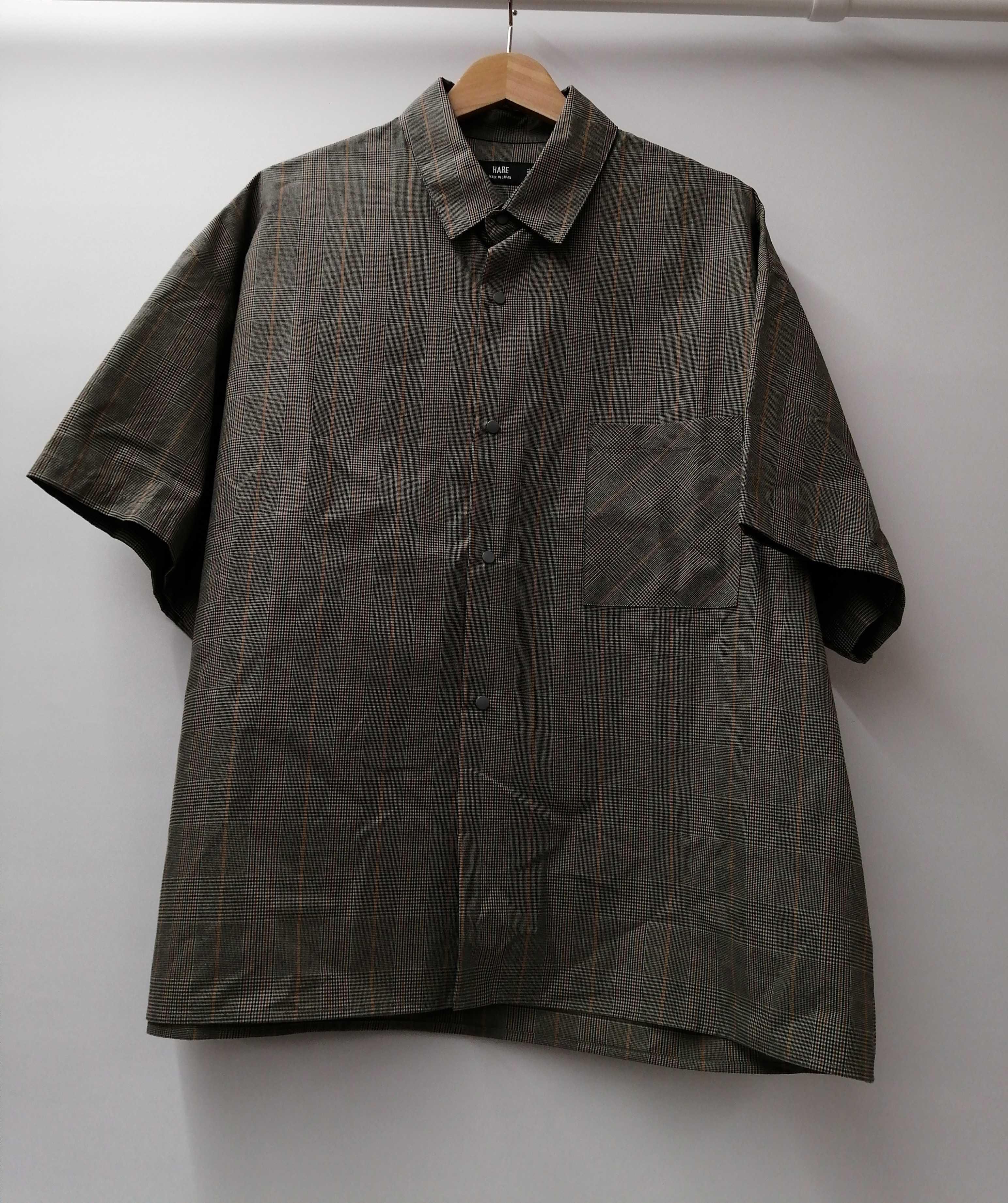 BIG半袖シャツ|HARE