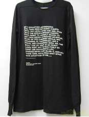 Tシャツ・カットソー|RICK OWENS