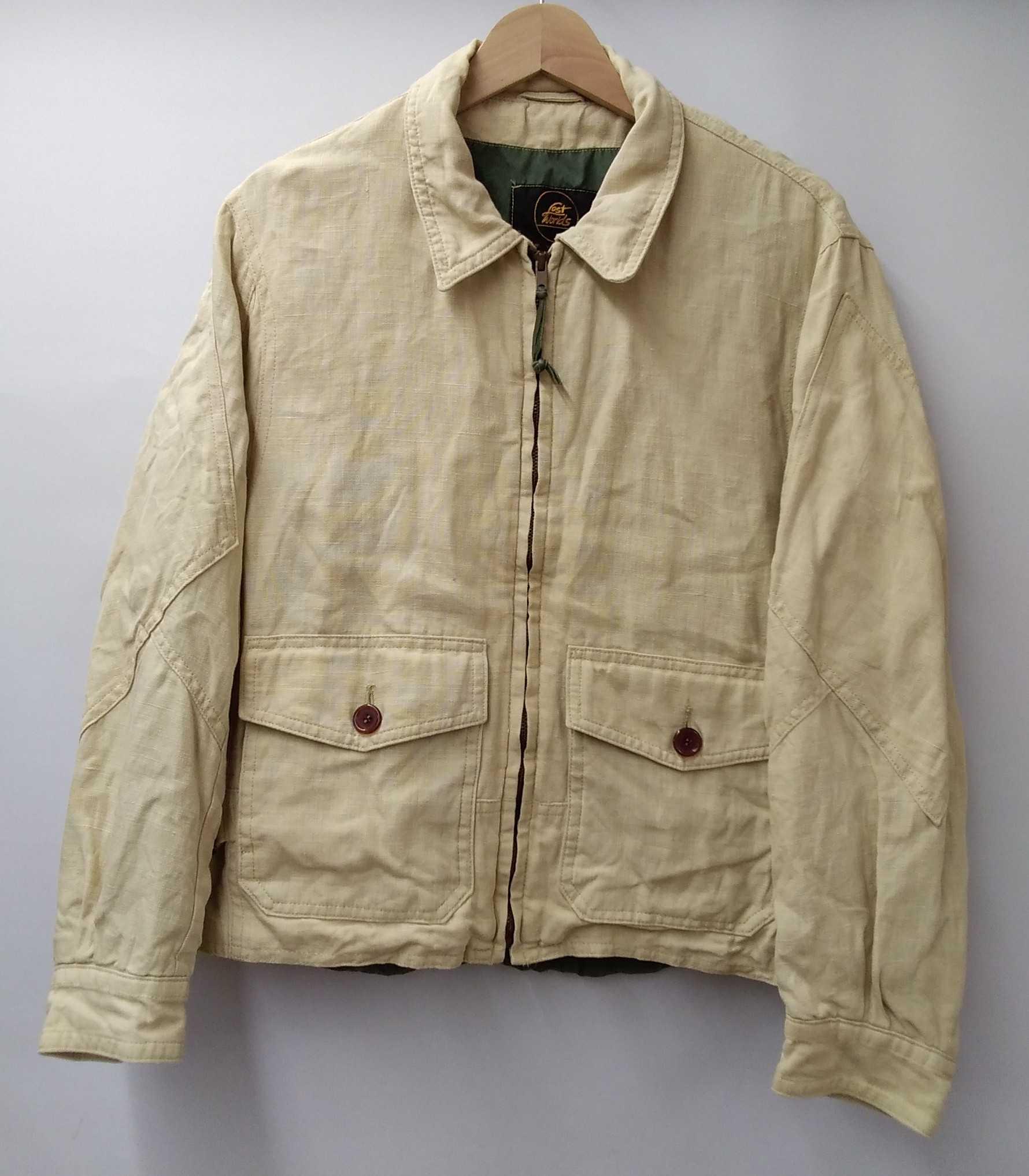 リネンワークジャケット|LOST WORLD