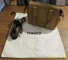 スウェードレザー 2WAYバッグ|THEORY