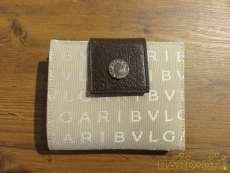 折りたたみ財布|BVLGARI