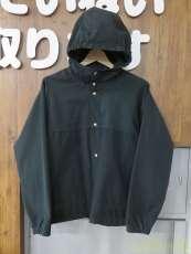60/40クロスフードシャツ|YAECA