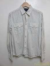 エルボーパッチWPチェックシャツ|MIHARA YASUHIRO