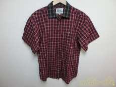 チェックコントラスト ショートスリーブシャツ|VIVIENNE WESTWOOD MAN