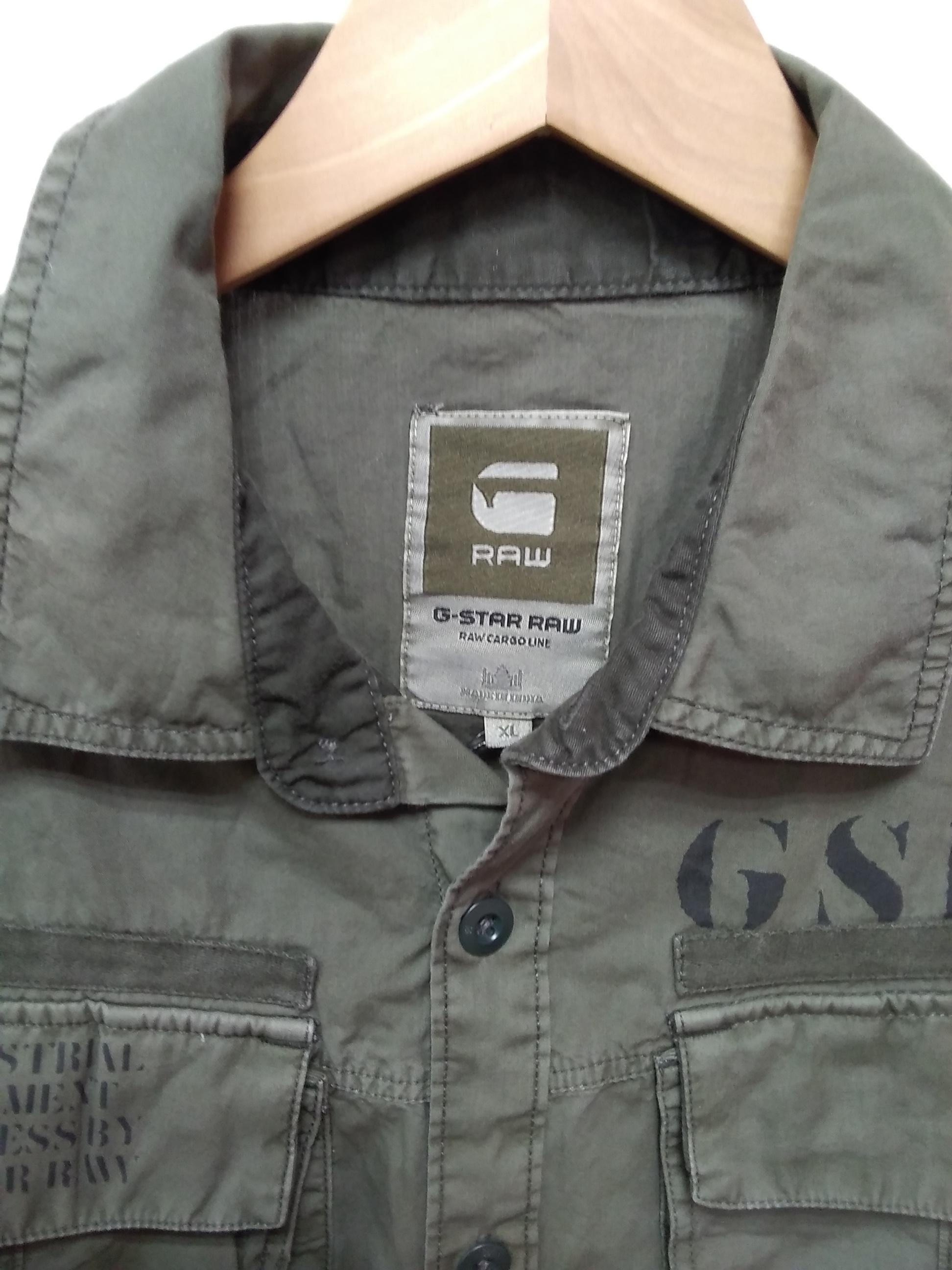 ミリタリーシャツ G-STAR RAW