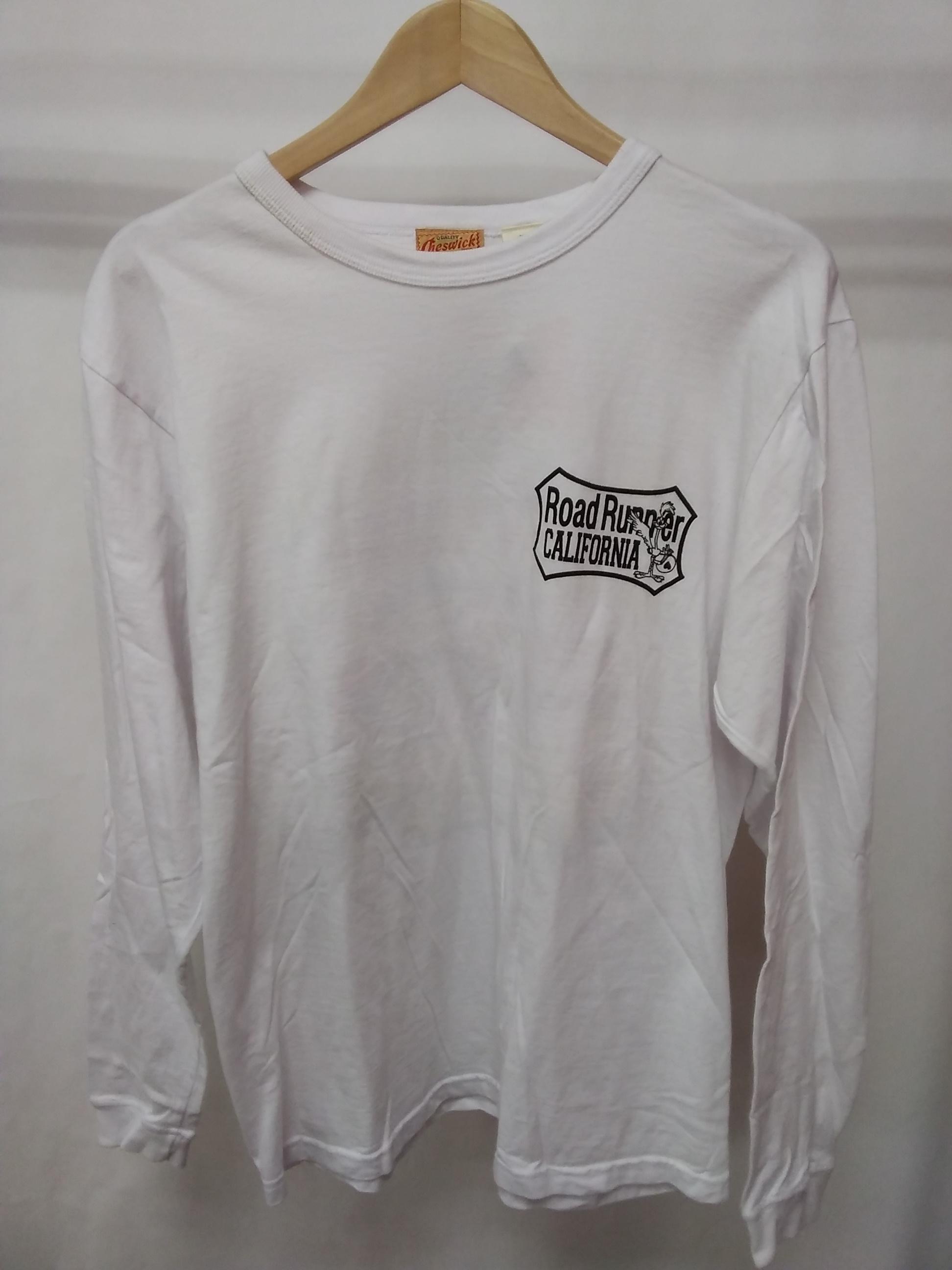 ロングスリーブシャツ CHESWICK