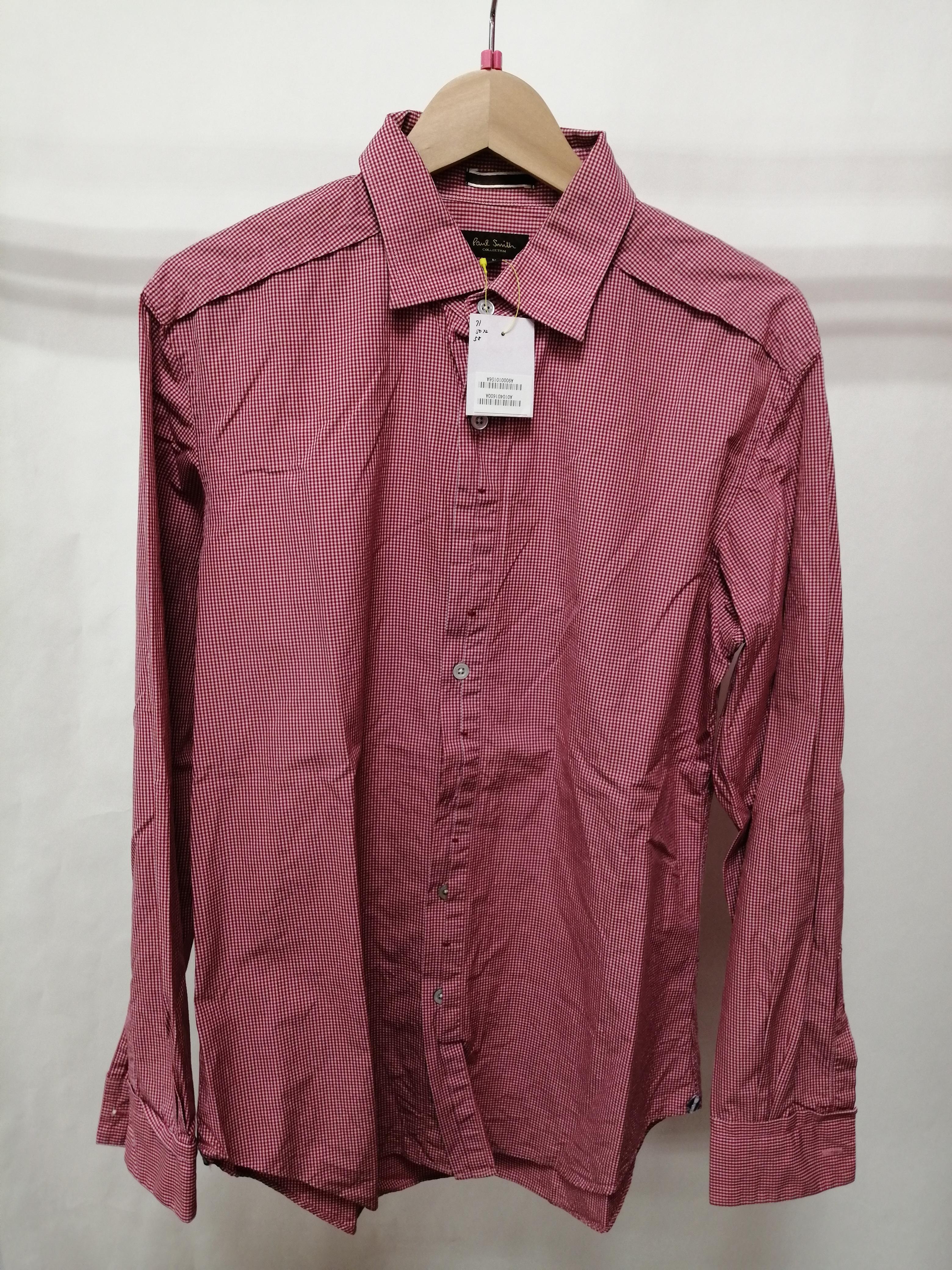 チェックYシャツ|PAUL SMITH