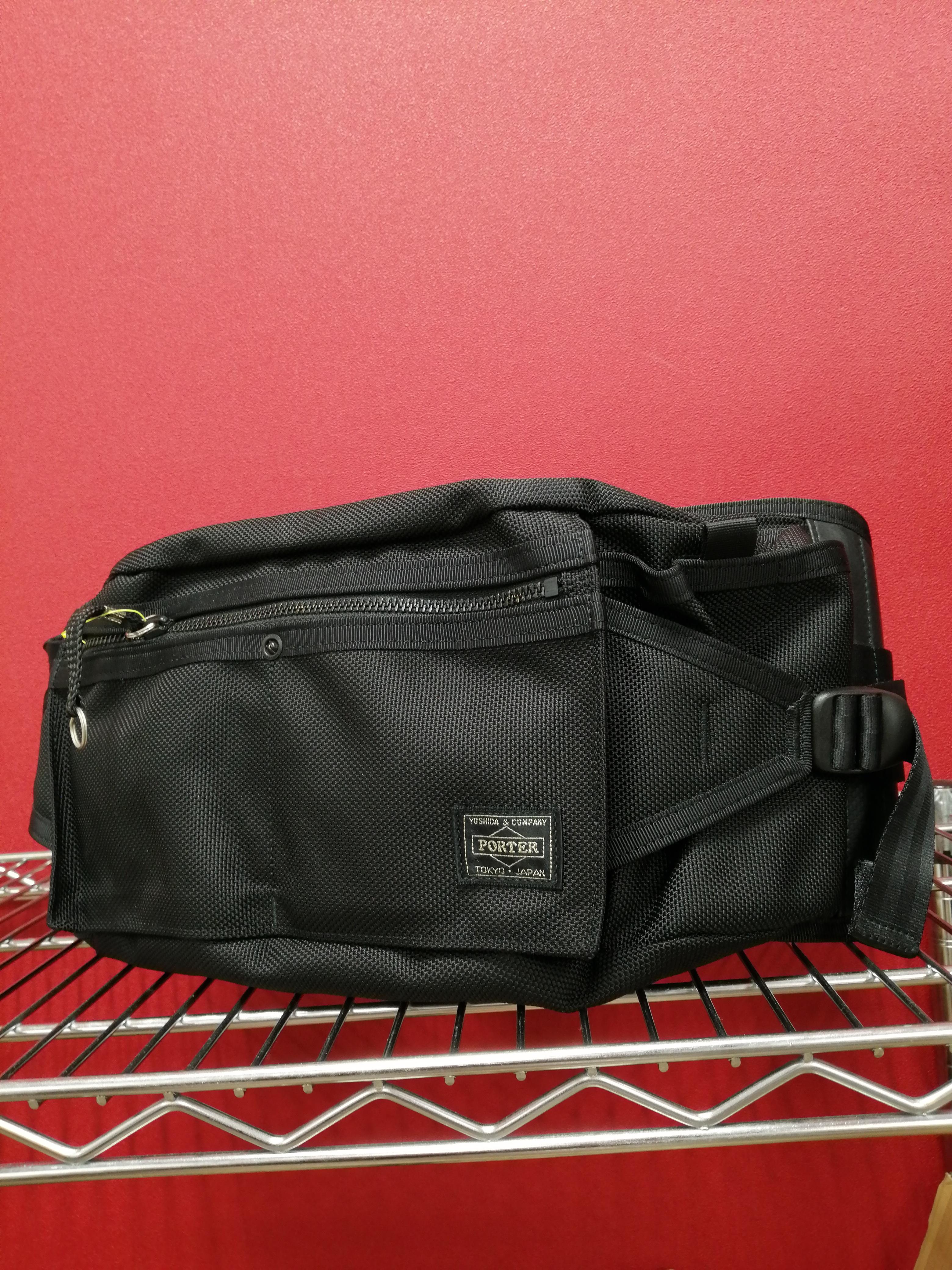 HEATウエストバッグ|PORTER