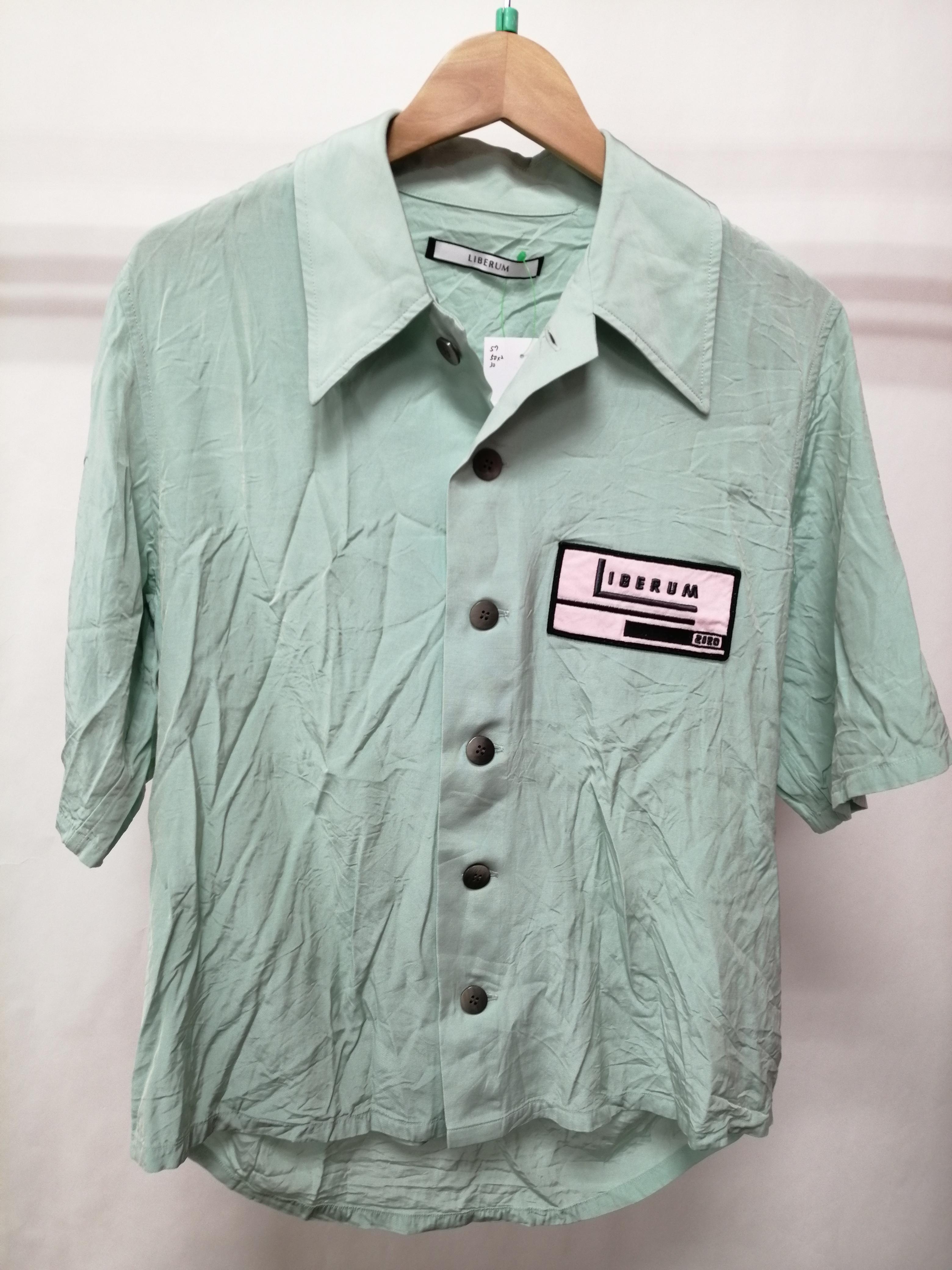 ショートスリーブシャツ|LIBERUM