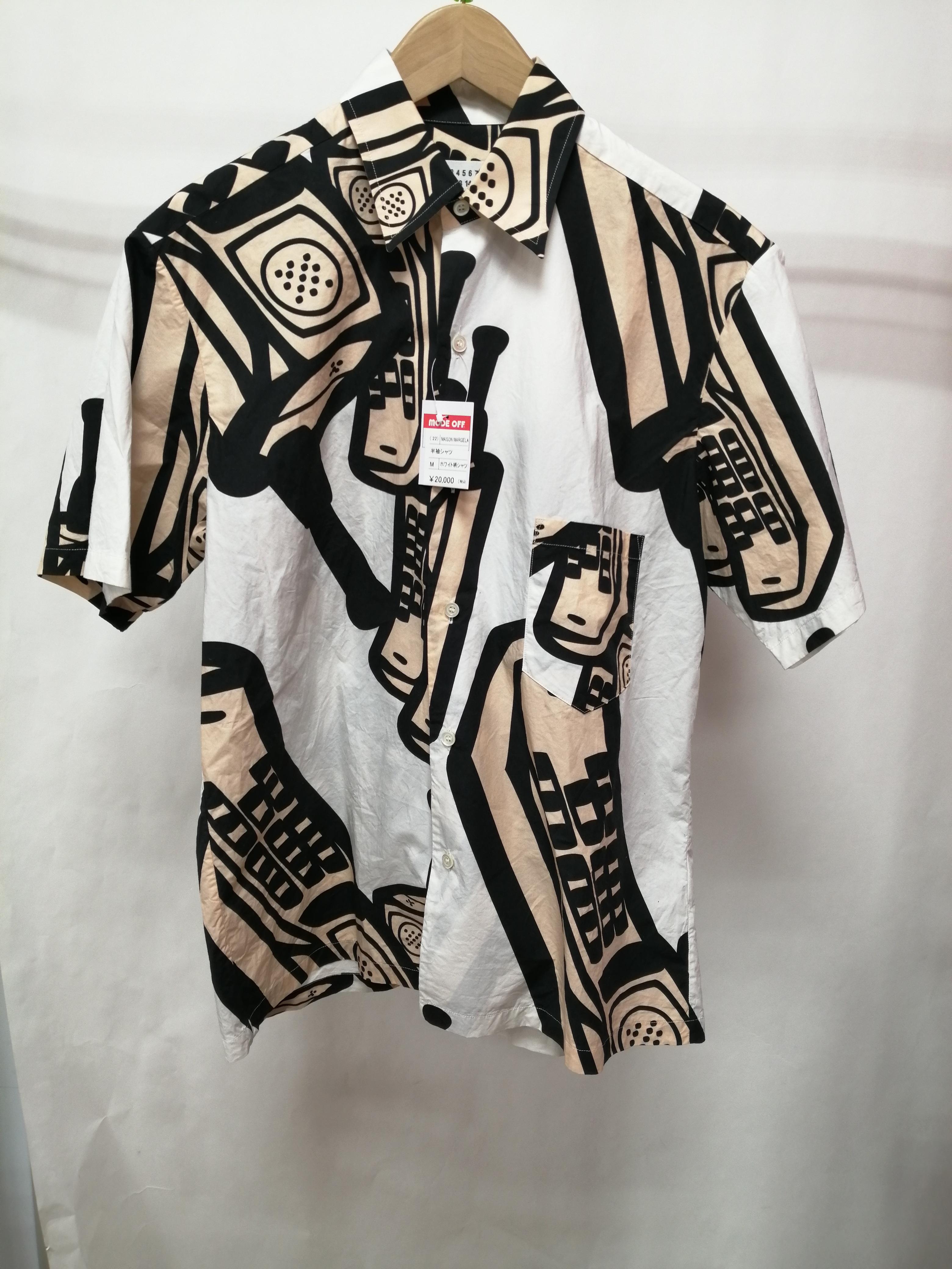 半袖シャツ|MAISON MARGIELA