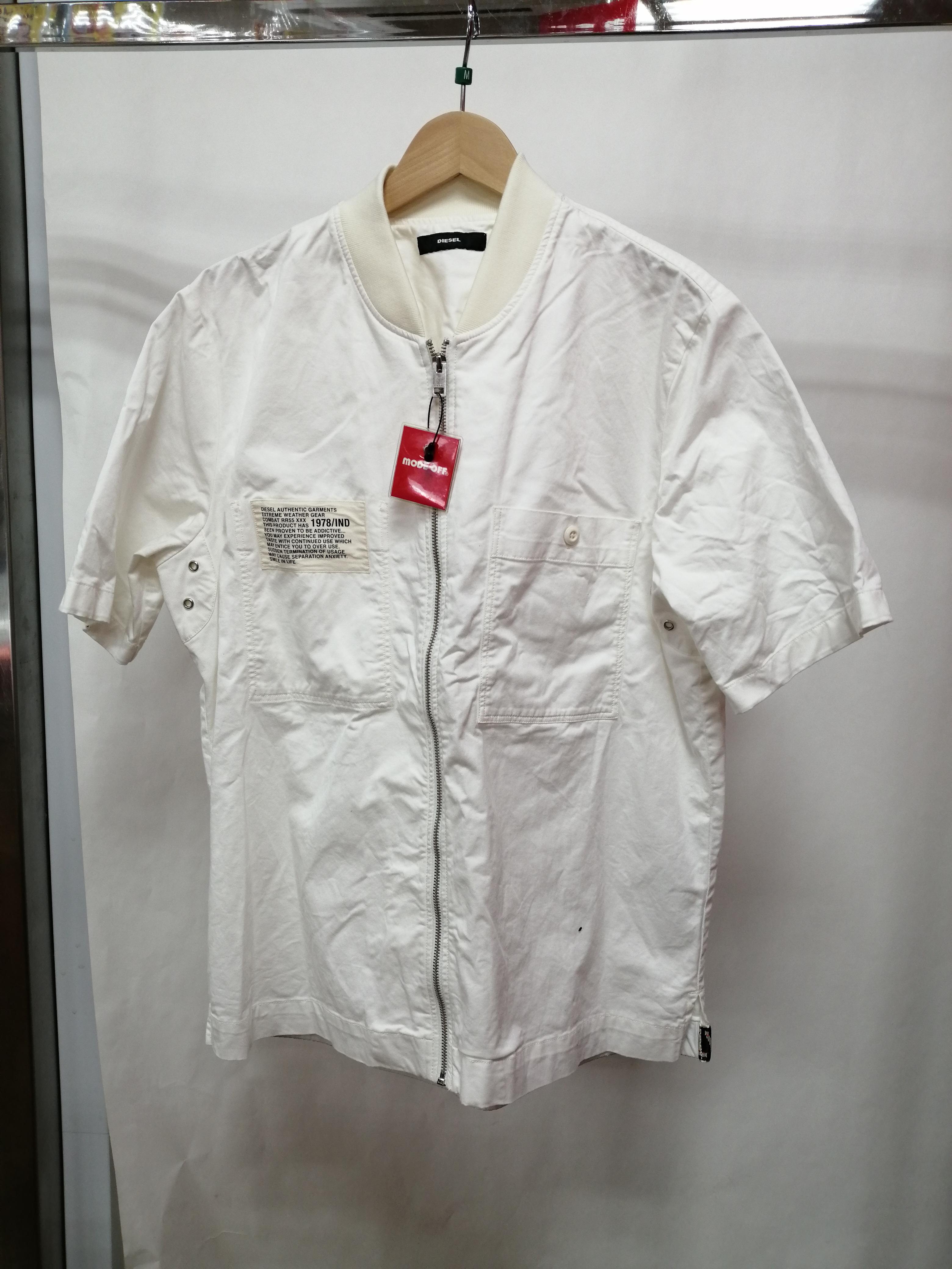 ジップシャツ|DIESEL