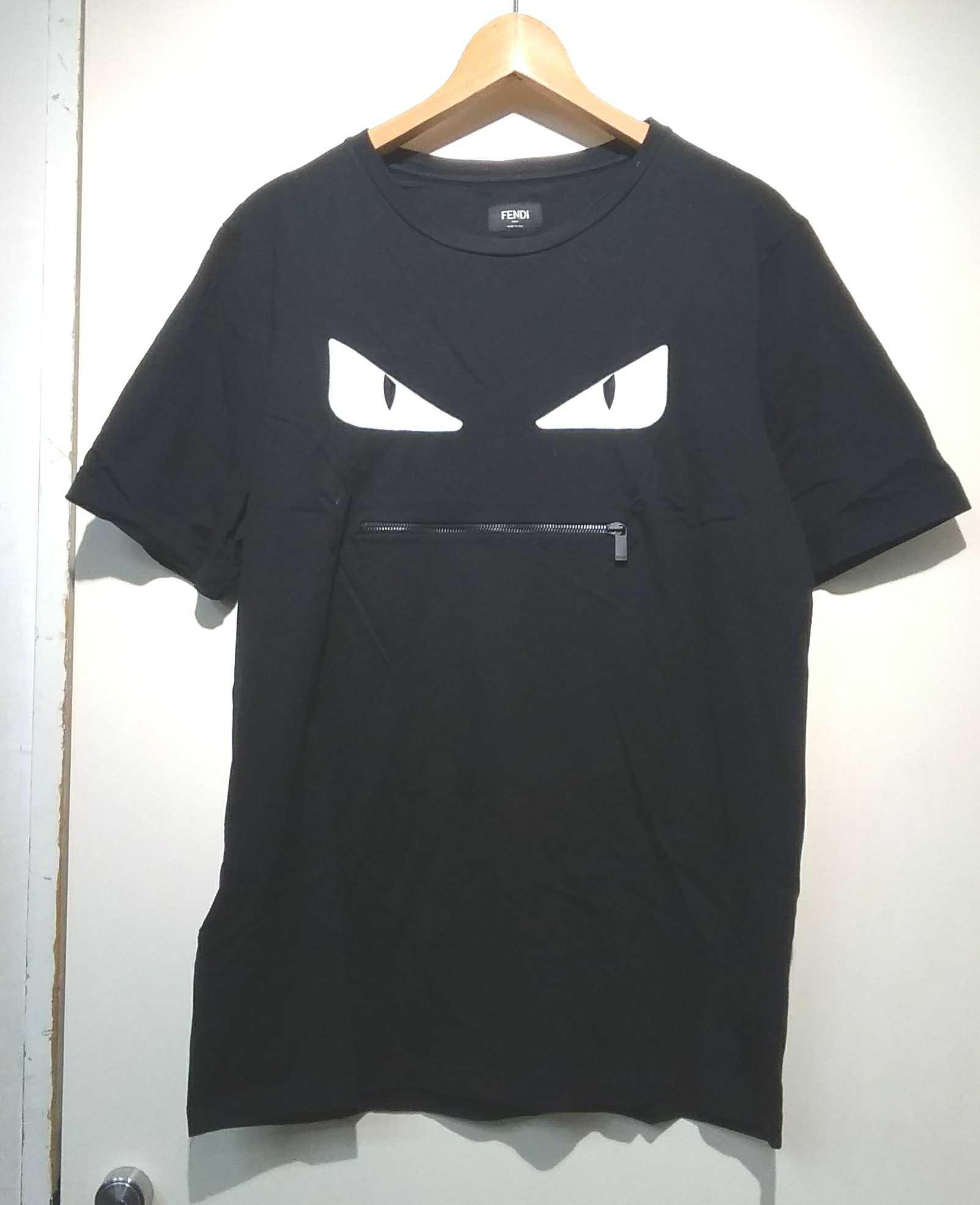 モンスターTシャツ|FENDI
