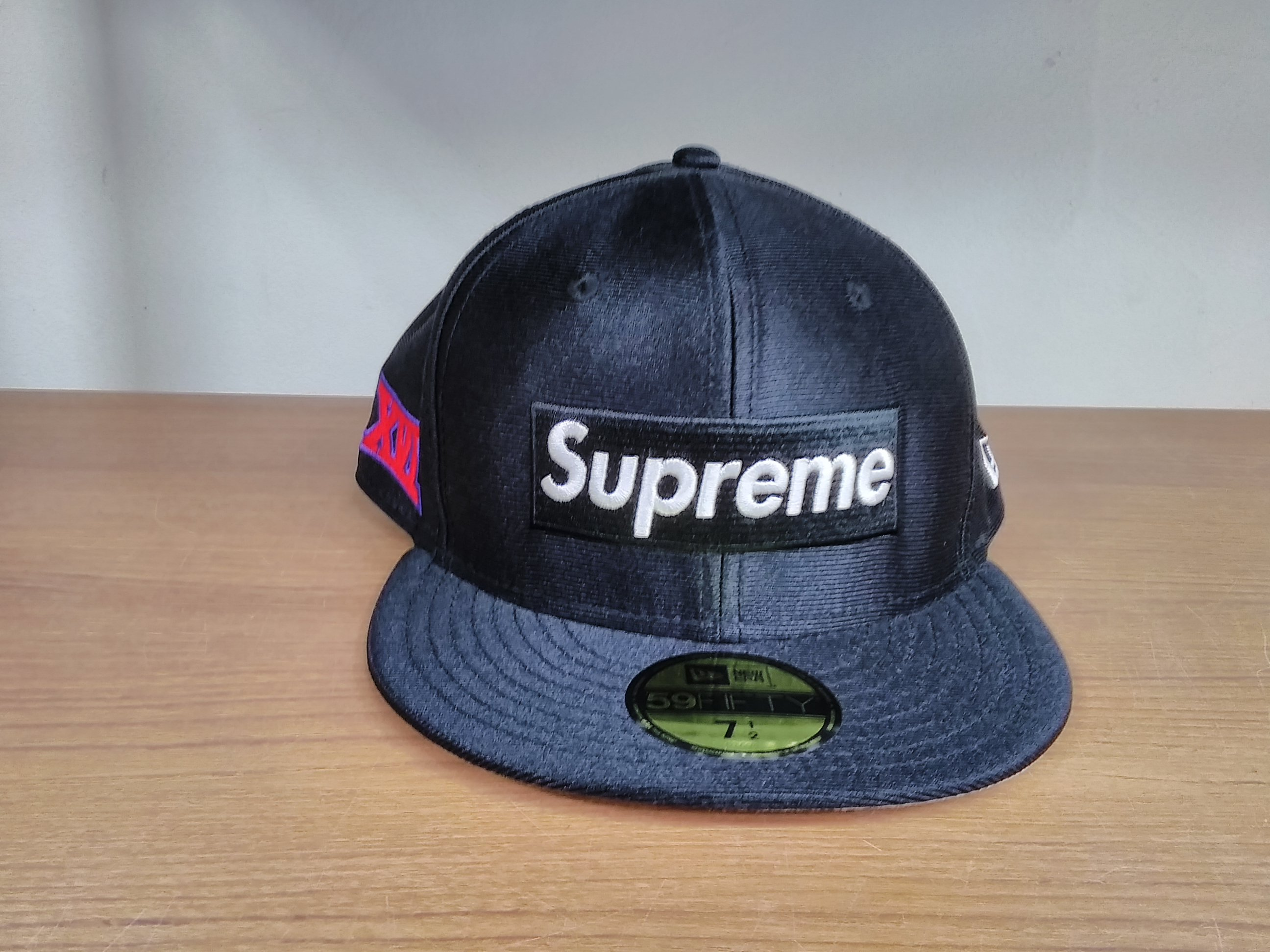 BOX LOGO CAP|SUPREME