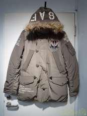 フライトジャケット N-3B A.N.G AVIREX