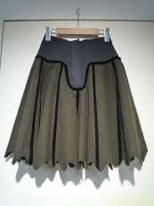 ウールスカート|UNDERCOVER