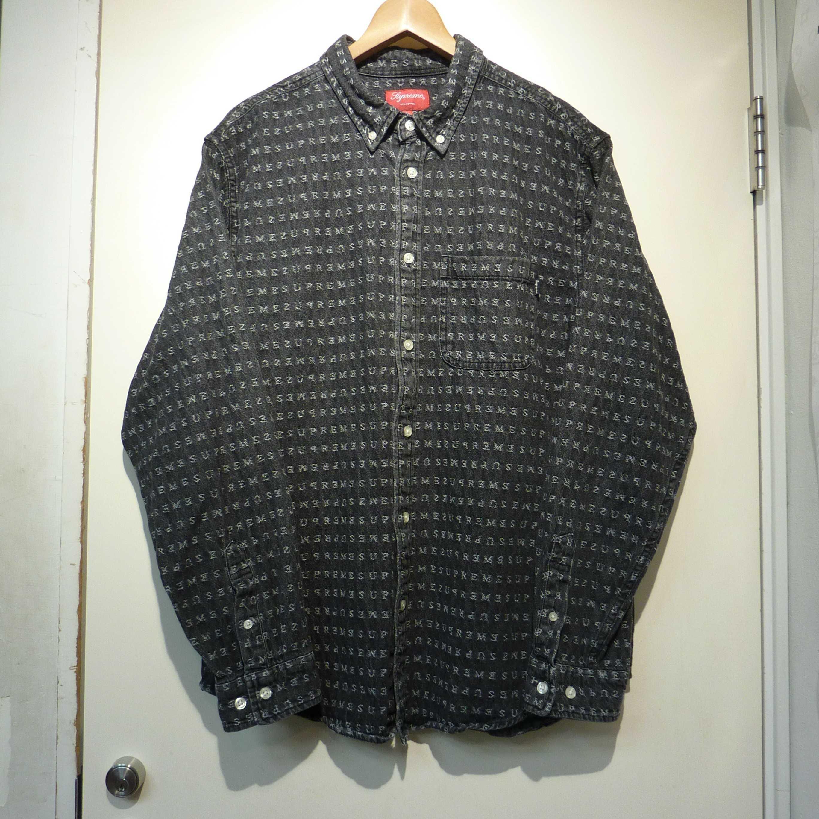 ロングスリーブシャツ|SUPREME