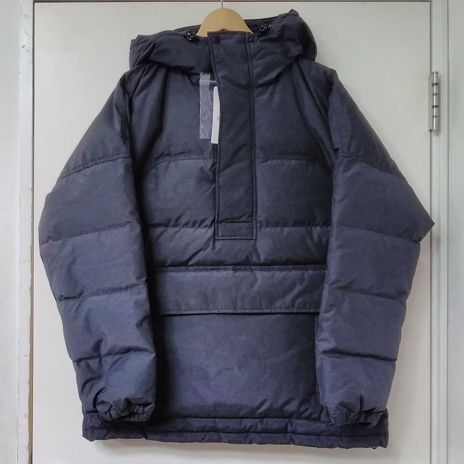 DOWN PULLOVER|SNOW PEAK