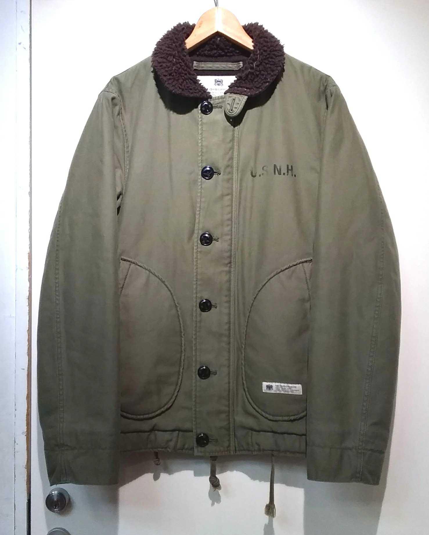 N-1デッキジャケット|NEIGHBORHOOD
