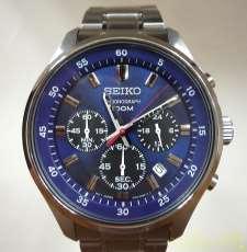 クロノグラフ腕時計|SEIKO